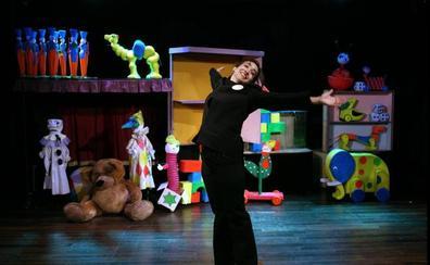 El FIS abre 'La caja de los juguetes', un cuento musical de ternura y humor