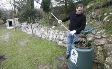 Comienza el programa de compostaje doméstico en Torrelavega