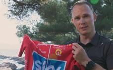 Froome ya tiene el maillot rojo de la Vuelta de la que se desposeyó a Cobo