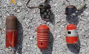 Encuentran tres granadas en el desván de una casa de Potes