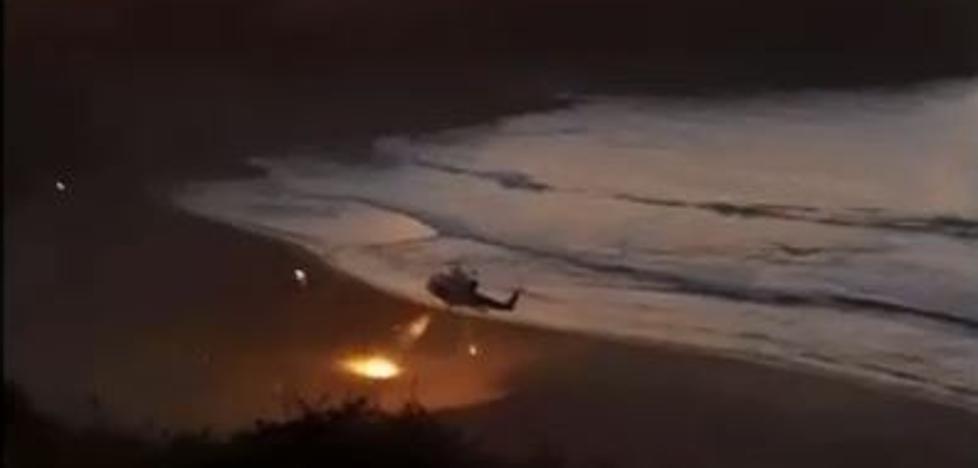 Fallece una niña de 5 años tras ser rescatada en la playa de Langre