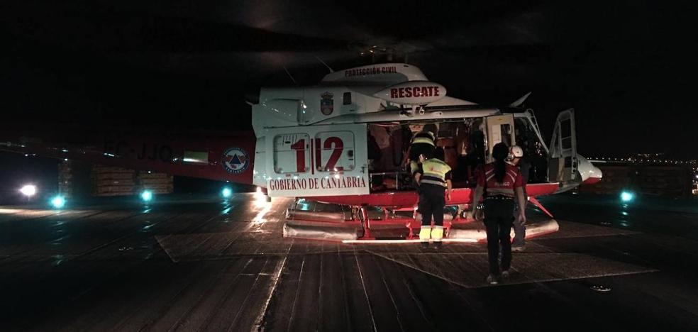 Los intentos por reanimar a la niña ahogada en Langre duraron más de tres horas