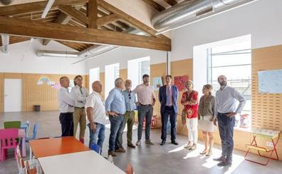 Igollo recupera sus antiguas escuela tras una inversión de 350.000 euros