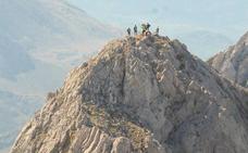 Cinco cimas conquistadas por el Grupo de Montaña Orza en el Parque Natural de Las Ubiñas-La Mesa