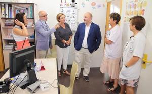 Laredo y Castro compartirán un nuevo pediatra a partir de septiembre