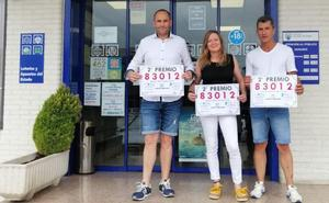 Una administración de Hoznayo vende parte del segundo premio de la Lotería Nacional