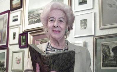 Santander propone dar una calle a la poeta Matilde Camus