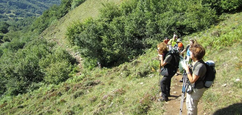 El grupo de montaña Cacicedo realizará la marcha Fuente Dé-Valdecoro por el Hachero, el 8 de septiembre