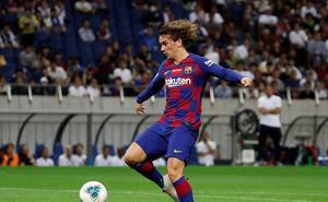 El Barça, sin Messi, Suárez ni Dembélé ante el Betis