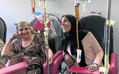 Las sanciones castigan a los enfermos de cáncer sirios