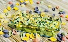 Pasta y verdura, una receta sabrosa y muy fácil de hacer en casa