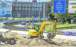 Fomento tiene activas en Cantabria obras de carreteras por valor de 138 millones