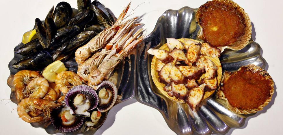 ¿Ganas de comer pescado y rico marisco por Cantabria?