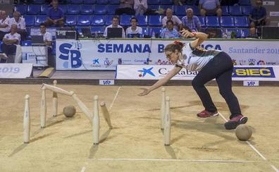 Iris Cagigas también gana al KO