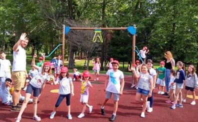 El colegio Puente, de 'Summer Camp'