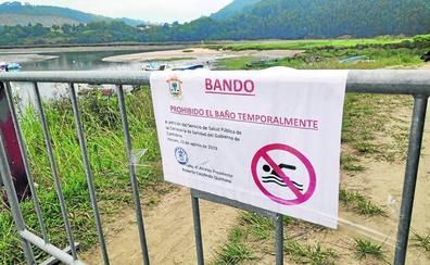 Cerrada al baño la playa de El Sable por una contaminación de origen fecal