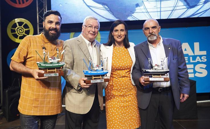 El altruismo se premia en el Festival de las Naciones