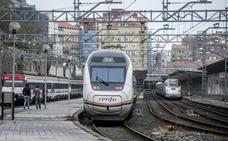 Fomento licita la redacción del estudio para el nuevo ferrocarril Bilbao-Santander