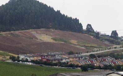 La restauración ambiental del Alto del Cuco concluirá antes de diciembre