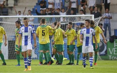 Una peña de la Gimnástica profirió insultos machistas a una asistente en la Copa Federación