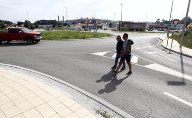 Sniace pierde el pleito por la expropiación de terrenos para la rotonda de Ganzo