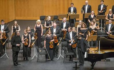 La Suisse Romande inicia su temporada en Santander con el último concierto del FIS
