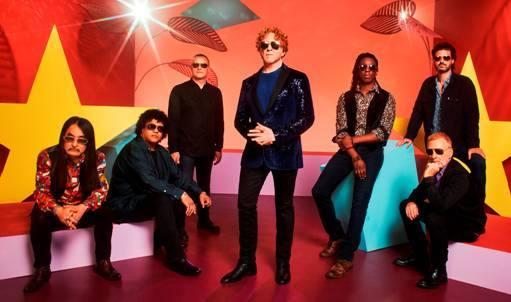 Symply Red regresan con 'Blue Eyed Soul'