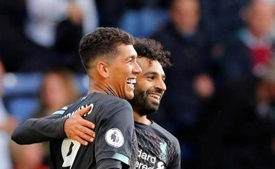 La vida sigue igual para el Liverpool y el Manchester City