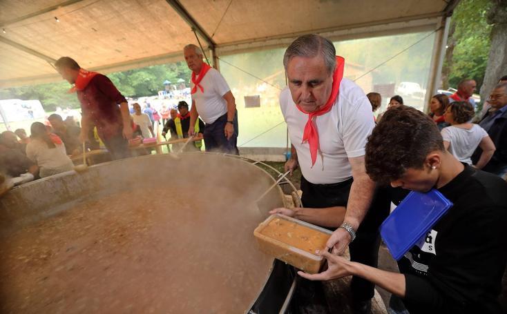 La Fiesta del Cocido en Ucieda