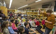 Los 'Martes de Cuento' vuelven a la Biblioteca con la narradora Pilar Sánchez