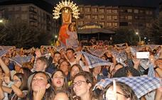 Llega la fiesta, llega la Virgen del Puerto