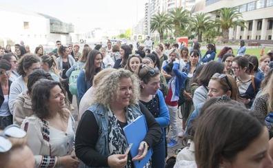 Las oposiciones para maestros dejan diez plazas vacantes en Audición y Lenguaje