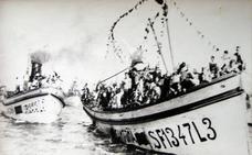 Las fiestas patronales de 1939
