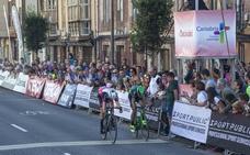 Galván, primer líder de la Vuelta a Cantabria