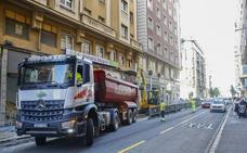 «Santander no tiene parada de taxi en un kilómetro de su arteria principal»