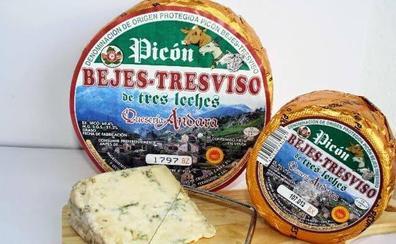 El queso picón y la miel de Liébana tendrán su sello de Correos este mes