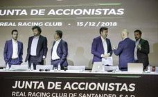 El Racing convoca su Junta de accionistas para el 5 de octubre