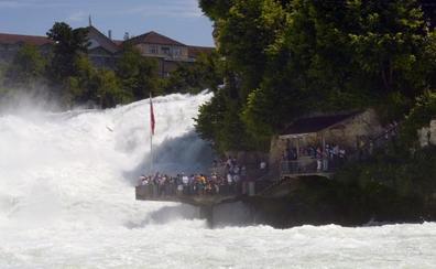 Suiza, ciudades de cuento en el corazón del continente europeo