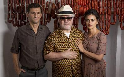 Almodóvar inicia la carrera por el Oscar