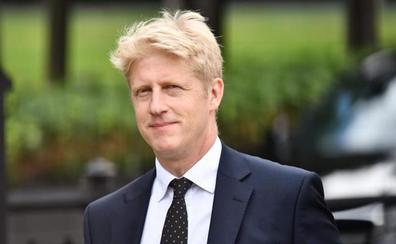 El hermano ministro de Boris Johnson abandona la política