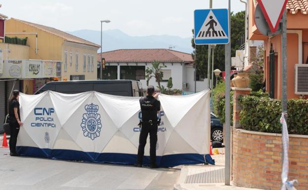 Detienen a un hombre por matar a su madre de un disparo en Málaga