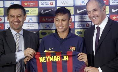 Bartomeu: «Fichar a Neymar en enero está descartado»