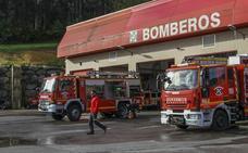 Los bomberos de Castro, más cerca de integrarse en el funcionariado municipal