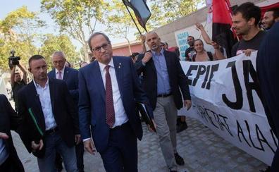 Junqueras carga contra Torra y aboga por un adelanto electoral en Cataluña