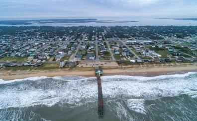 Exteriores confirma que los españoles afectados por el huracán 'Dorian' están a salvo