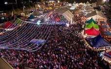 Cerca de 300.000 personas disfrutaron del Festival de las Naciones, que cierra mañana