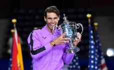 Nadal honra el tenis y levanta su cuarto US Open