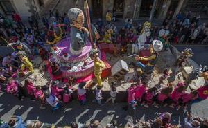 Reinosa presenta un San Mateo «libre de violencia de género»