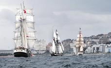 Santander inaugura este jueves su Festival del Mar con 11 barcos de época