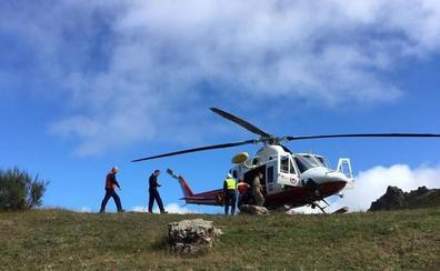 Fallece un hombre de 69 años mientras realizaba una ruta de senderismo en Liébana